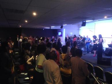 Powerful, anointed worship times