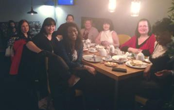 Ladies Breakfast at the Nox